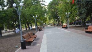 У Запоріжжі вийшла на фінальну стадію реконструкція площі Маяковського: що вже зробили - ФОТО