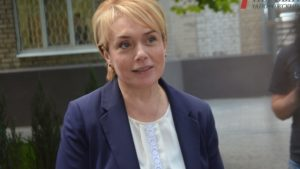 В Запорожье министр образования посетила специализированную школу-интернат и пообщалась с педагогами - ФОТО