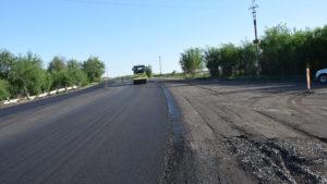 Дорогу«Запорожье-Мариуполь» в пределах Запорожской области обещают закончить в 2020 году