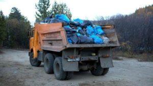У Запоріжжі фірма отримала чверть мільйона гривень за не вивезене сміття в одному з районів міста