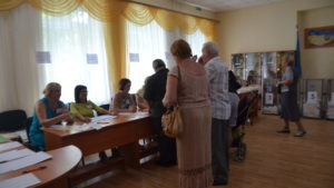 Мешканці Шевченківського району Запоріжжя показують найвищу явку на парламентських виборах - ФОТО