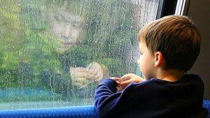 В Запорожье родители на сутки оставили без еды семилетнего мальчика - ФОТО
