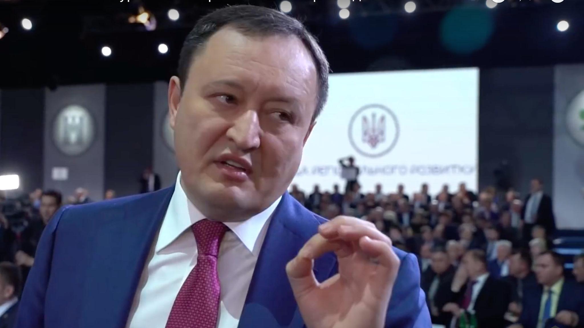 САП погодила підозру для Костянтина Бриля: він не вніс до декларації майно на 35 мільйонів гривень