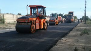 В Запорожской области с начала года на ремонт дорог освоили 97 миллионов гривен