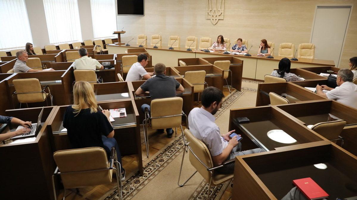 У Запорізькій області «Мотор Січ» вирішила внести свої корективи в розробку стратегії регіонального розвитку - ФОТО