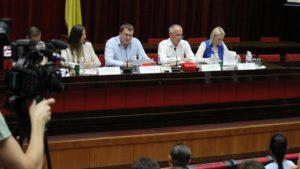 У Запоріжжі обговорили нововведення в рамках реформи ринку електроенергії - ФОТО