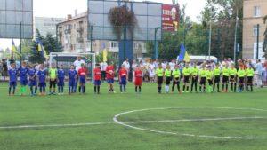 Один з районів Запорізької області поповнився трьома футбольними майданчиками - ФОТО