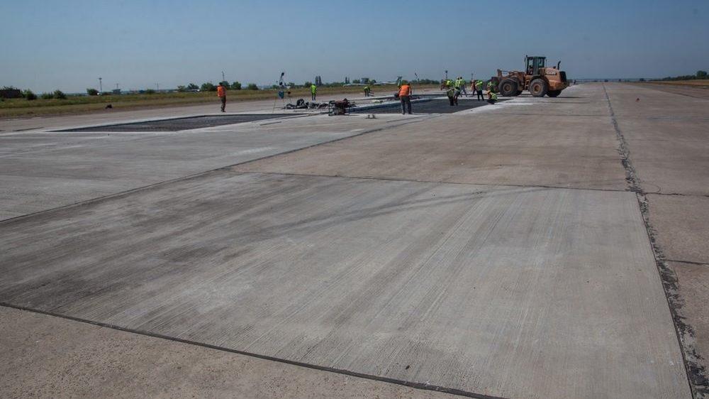 У Запоріжжі планують виділити 347 мільйонів гривень на ремонт злітно-посадкової смуги в аеропорту