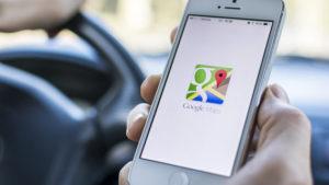 Google Maps буде показувати наскільки завантажений ваш автобус або потяг