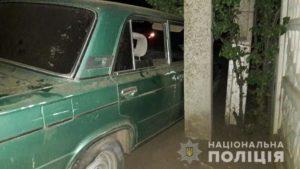 П'яний запоріжець викрав автомобіль і потрапив в ДТП - ФОТО