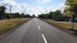 Дорожники відремонтували майже половину шляхів, де заплановано поточний середній ремонт у цьому році