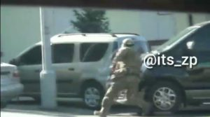 Силовики задержали полицейского по подозрению в заказном убийстве: появилось видео