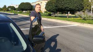 Агресивний водій зламав щелепу запоріжцю, який не встиг перейти дорогу