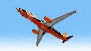 Лоукостер SkyUp запускає новий авіарейс із запорізького аеропорту в Ізраїль