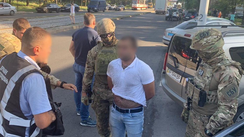В Запорожье задержали полицейского: его подозревают в заказном убийстве, – ФОТО