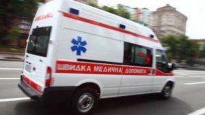 В бердянской городской больнице пациент выпал из окна 6 этажа