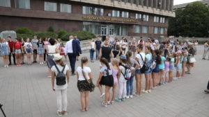 На День независимости в Запорожье устроят флешмоб #ЗаспіваємоГімнРазом