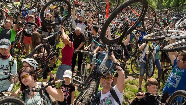 В Запоріжжі презентували Концепцію розвитку велоінфраструктури
