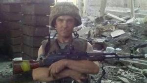 На Донбассе погиб боец родом из Запорожской области