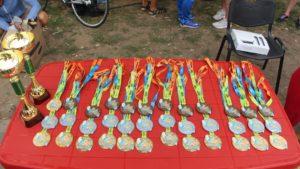 Дві запорізькі команди перемогли у змаганнях з триатлону