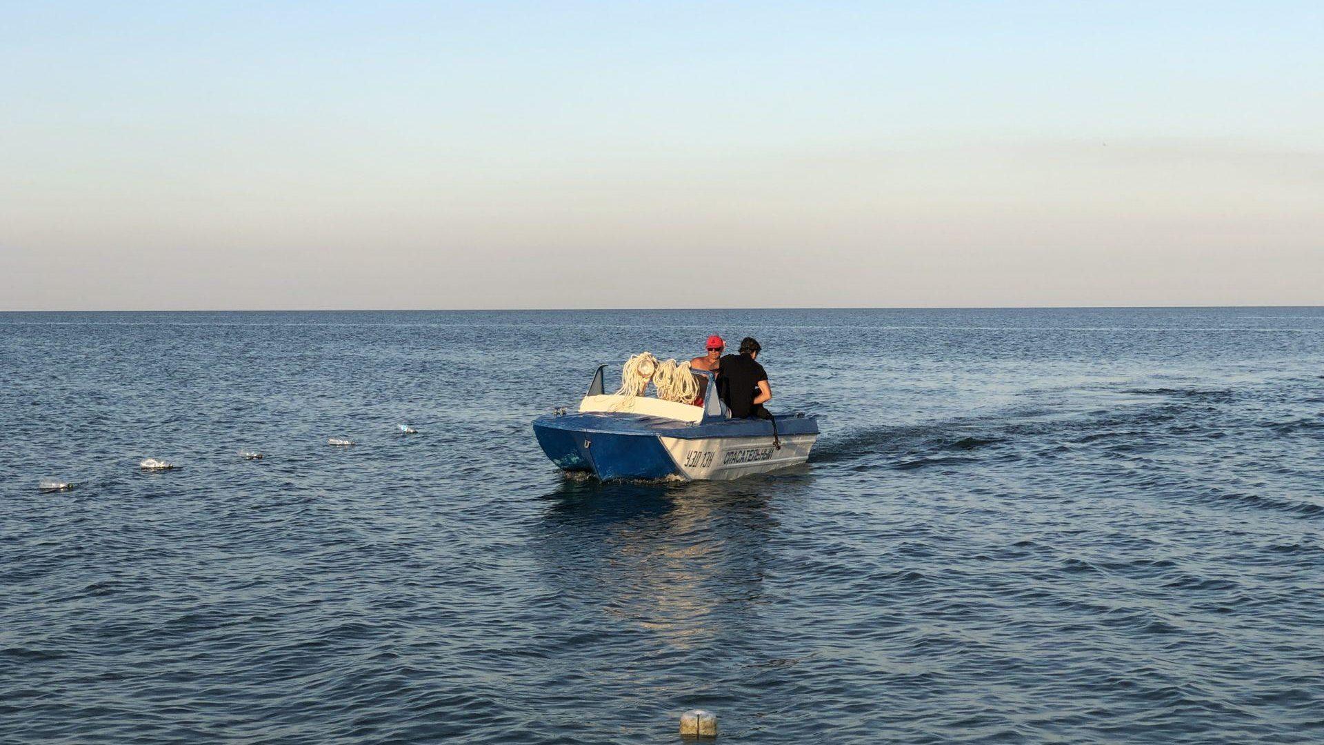 В Бердянську потонув чоловік. Рятувальники шукають тіло