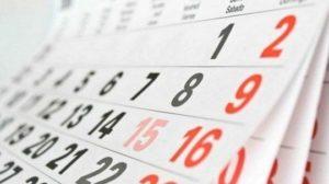 Запорожцы на этой неделе будут отдыхать три дня