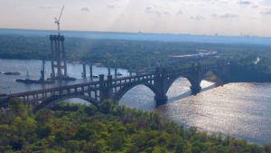 Бюджет Запоріжжя виділить кошти на коригування проекту будівництва мостів