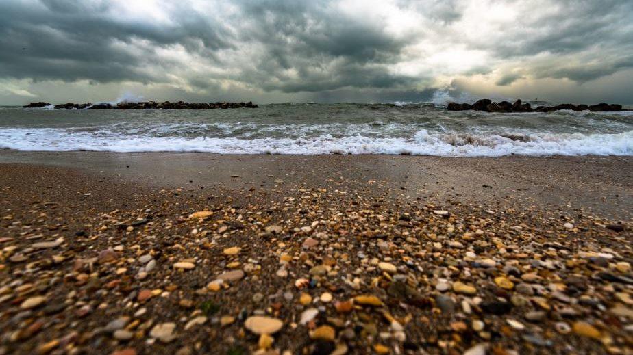 В Якимівському районі знайшли тіло людини на узбережжі моря