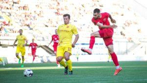 У Запоріжжі «Металург» програв дебютний матч у Першій Лізі