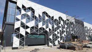 У Запоріжжі завершують будівництво нового терміналу аеропорту, – ФОТО