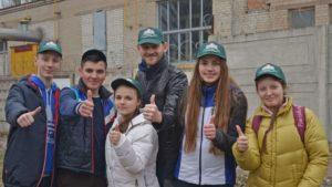 Енергоаудит школи, робот для очищення Дніпра і ІТ-хакатон: як запорізькі школярі втілюють екологічні проекти