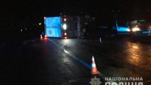 У Запорізькій області легковик зіткнувся з вантажівкою: є загиблі