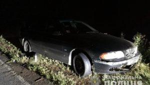 Под Запорожьем водитель BMW насмерть сбил пешехода - ФОТО