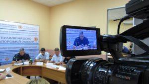 В Запорожской области с начала года в пожарах погибли 65 человек