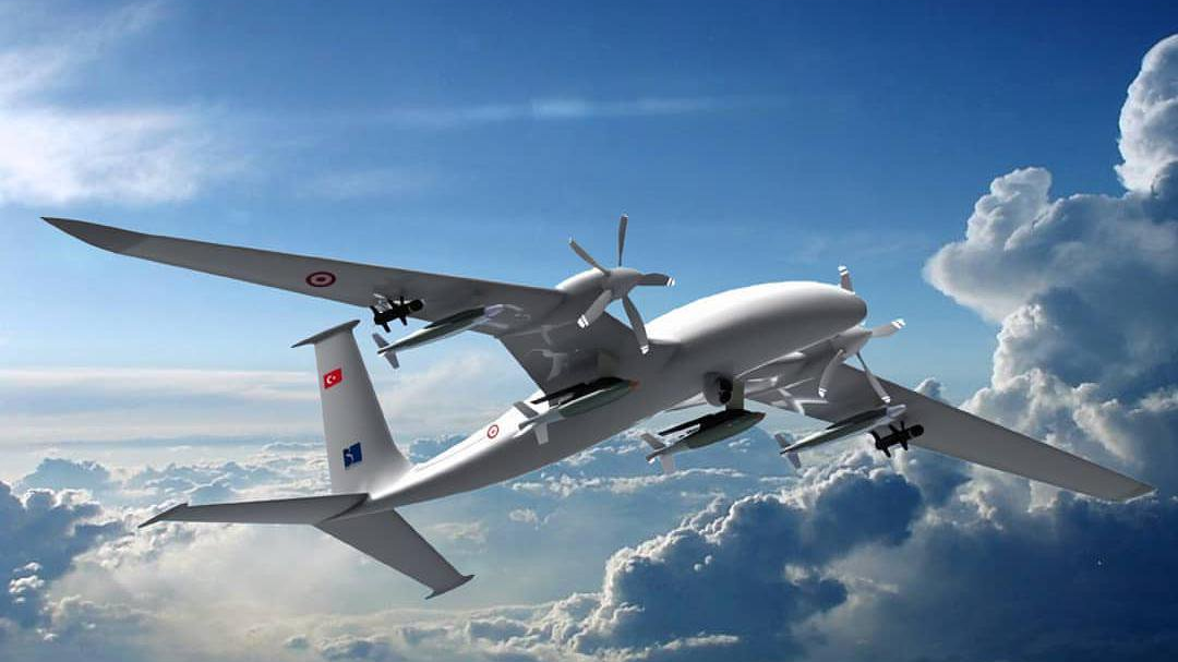 Турецькі безпілотники будуть оснащені двигунами, виготовленими в Запоріжжі