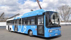 У Запоріжжі на новому маршруті на Хортицю будуть їздити електробуси