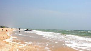 На запорізькому курорті потонув відпочивальник