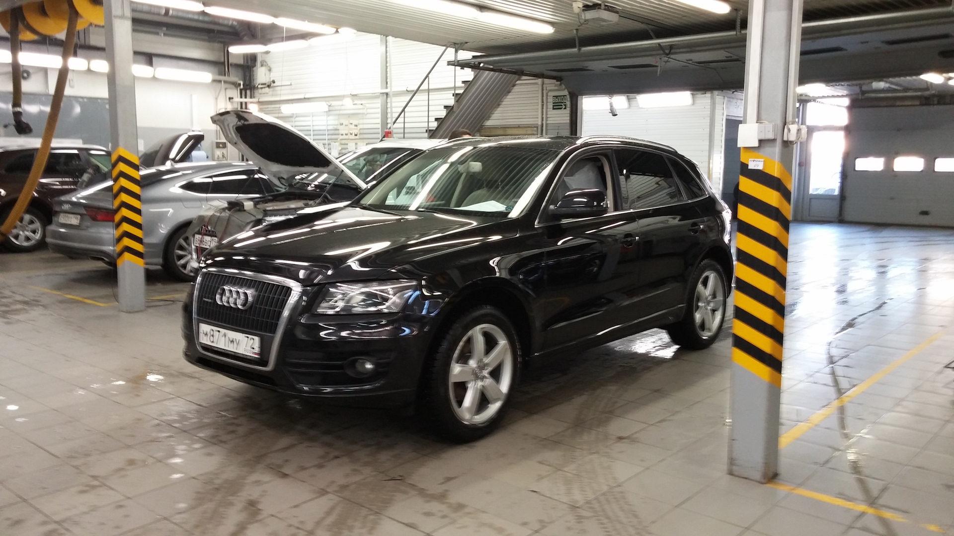 Запорізький прокурор отримав в подарунок від 70-річної матері Audi Q5