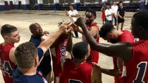Американские баскетболисты приедут в Запорожье и сразятся с местным баскетбольным клубом