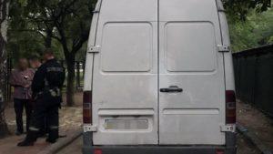 В Запорожье микроавтобус насмерть сбил пенсионерку - ФОТО
