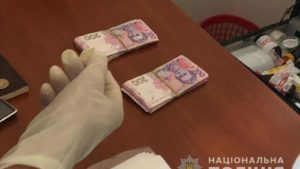 У Запорізькій області депутат «погорів» на хабарі в 20 тисяч гривень - ФОТО