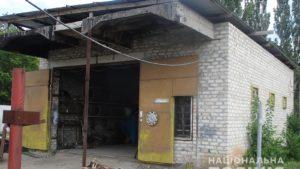 В Запорожской области злоумышленник пробрался в гараж и обокрал местного жителя – ФОТО