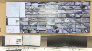 У Запоріжжі почала працювати відеостіна програми «Безпечне місто», – ФОТО