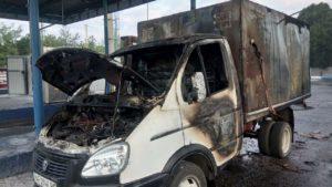 У Запоріжжі вибухнув газовий балон на заправці: постраждав молодий хлопець - ФОТО