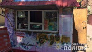 У Запоріжжі зупинили незаконну торгівлю самогоном на Металургів, – ФОТО