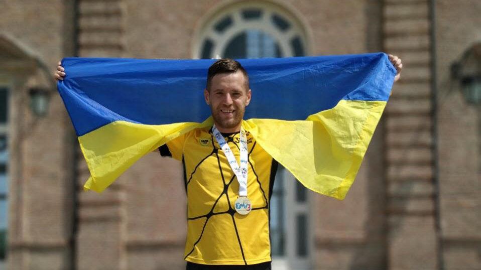 Запорожский спортсмен завоевал три золотых медали на Европейских играх мастеров в Турине - ФОТО