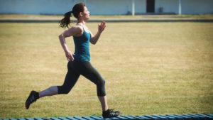 В Україні знімають фільм про легкоатлетку, яку тренує запорізький наставник