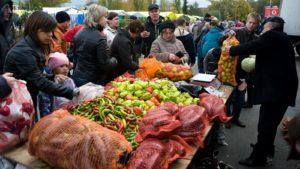 В Запорізькій області почнеться ярмарочний сезон
