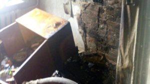 У Запоріжжі вогнеборці врятували на пожежі чоловіка, – ФОТО