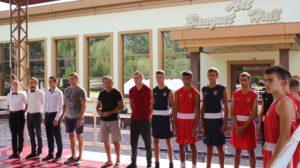 В Запоріжжі почався боксерський міський чемпіонат серед підлітків